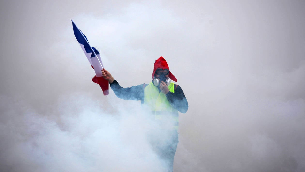 Les gilets jaune : un signe de faiblesse pour la croissance économique française